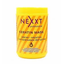 Маска-кератин для волос NEXXT professional Кератин, 1000 мл ...