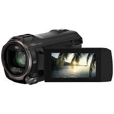 Купить <b>Видеокамера</b> Full HD <b>Panasonic HC</b>-<b>V770 Black</b> в ...