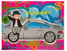 How Much Is <b>Alec Monopoly</b> Art Worth? - ArtLife