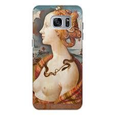 Чехол для Samsung Galaxy S7, объёмная печать Портрет ...