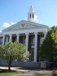 the secrets to short admissions essays harvard s baker library