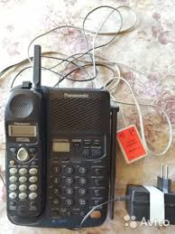 радиотелефон panasonic kx tg1711ruw