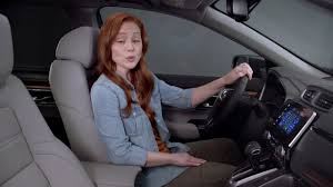 2017 <b>Honda CR-V</b> Electric <b>Parking</b> Brake with Automatic Brake Hold ...