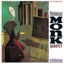 <b>Misterioso</b> (<b>Thelonious Monk</b> album) - Wikipedia