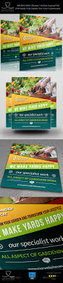 garden services flyer template vol 3 by owpictures graphicriver garden services flyer template vol 3 flyers print templates