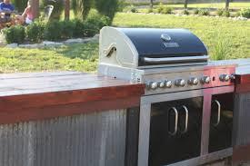 Countertop For Outdoor Kitchen Concrete Countertops For Outdoor Kitchen Outdoor Kitchen