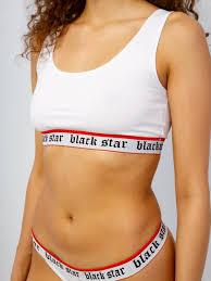 <b>Бюст GOTHIC WORDS</b> Black Star Wear купить по выгодной цене в ...