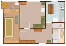 ConceptDraw Samples   Building plans   Floor plansSample   Apartment Plan