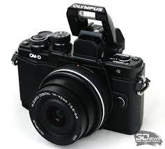 Обзор беззеркальной камеры <b>Olympus OM</b>-<b>D E</b>-<b>M10</b> Mark II ...