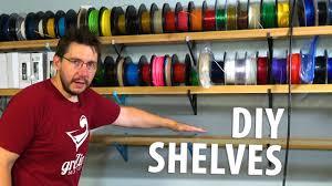 3d shelves