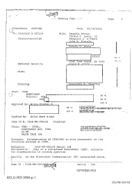 fbi memo re fbi behavioral analysis units bau on site fbi memo re fbi behavioral analysis units bau on site assessment of the interview process at guantanamo bay