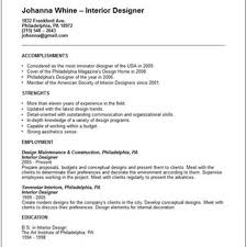 interior design proposal example best renovation sample cubtab interior design large size resume example for interior designer at 42essays com eu pic