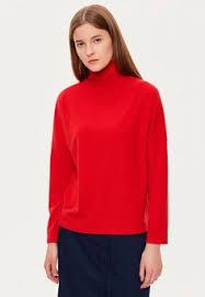 Купить красные женские <b>водолазки</b> от 699 руб в интернет ...