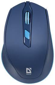 <b>Мышь Defender Genesis</b> MM-785 Blue USB — купить по выгодной ...