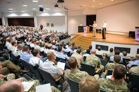 u s department of defense photo essay british gen nicholas houghton front left chief of britain s defense staff speaks