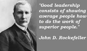 J D Rockefeller Quotes. QuotesGram via Relatably.com