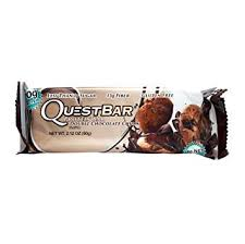 Buy <b>QuestBar Protein Bar</b>, <b>Double</b> Chocolate Chunk, 1 Count Online ...