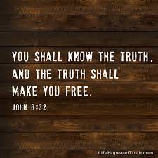 Image result for Seven Truths in the bible