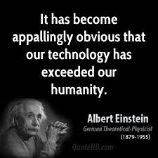Albert Einstein Quotes About Technology. QuotesGram
