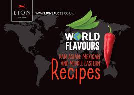 AAK Lion World of Flavours Recipe Book by Bluestorm - issuu