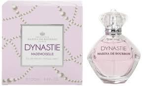 <b>Marina de Bourbon Dynastie</b> Mademoiselle EdP 100ml in duty-free ...