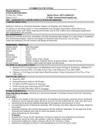 civil engineering resume samples create my resume slideshare · cv format engineering civil