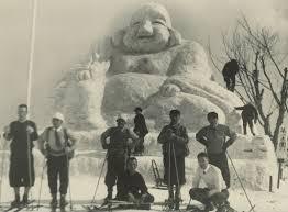 「1950年 - 第1回さっぽろ雪まつり」の画像検索結果