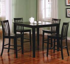 Tall Dining Room Sets Elegant Kitchen High Kitchen Table With Stools Gallentco Bar