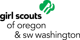 Image result for girl scouts of oregon & sw washington logo