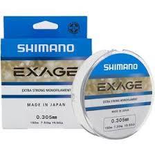 <b>Леска Shimano Exage 150м</b> 0.125мм (серая) купить по цене 410₽