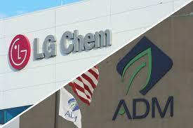 ADM joins with LG Chem to develop biobased <b>acrylic</b> acid | <b>2019</b>-09 ...