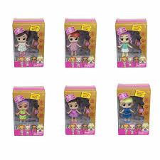 Купить <b>Кукла 1TOY Boxy</b> Girls мини, 8см в METRO Cash and Carry ...