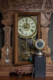 antique kitchen clocks