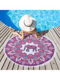 """Полотенце пляжное круглое Этель """"Summer"""", <b>120х120 см</b> Этель ..."""