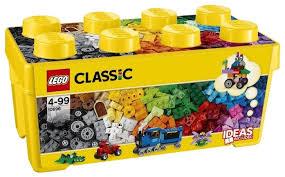 <b>Конструктор LEGO Classic</b> 10696 Средняя коробка творческих ...