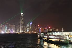 Image result for 3d light show hong kong