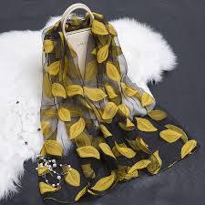 <b>Women</b> Lightweight <b>Organza</b> Gauze Scarf Shawl Long Imitated Silk ...