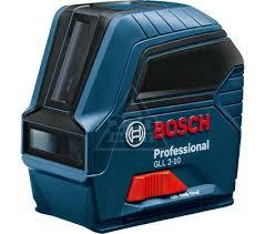 Лазерный <b>нивелир Bosch GLL 2-10</b> carton [0.601.063.L00 ...