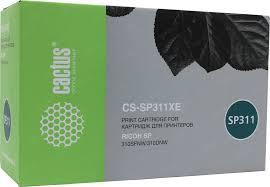 <b>Картридж Cactus CS-SP311XE</b> — купить в городе РЯЗАНЬ