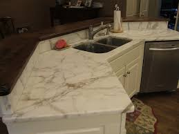 calacatta marble kitchen waterfall:  images about kitchen countertops on pinterest miami circles and marbles