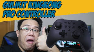 <b>Gulikit KingKong</b> Pro Nintendo Switch Controller - YouTube