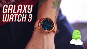 Samsung Galaxy Watch 3 Review: Best Android <b>smartwatch</b> for <b>2020</b>!