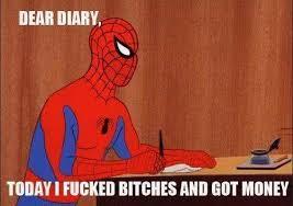 Dear Diary...   Know Your Meme via Relatably.com