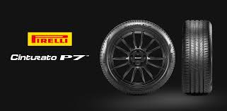 <b>New Cinturato P7</b> Tyres | <b>Pirelli</b>