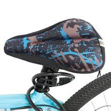 Новый более широкий для велосипеда из силикона <b>подушка</b> с ...