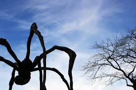 Image result for louise Bourgeois spiders