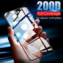 200D <b>полное покрытие</b> из закаленного <b>стекла для</b> iPhone 11 Pro ...