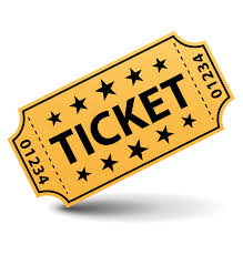 clipart tickets clipartfest ticket black and white clipart