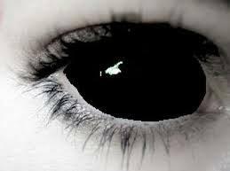 Resultado de imagen de demon black eyes men