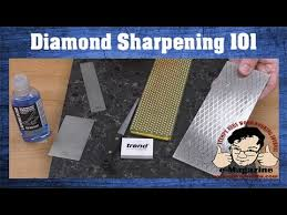 WATCH THIS before you buy <b>diamond stones</b> for tool/<b>knife</b> ...